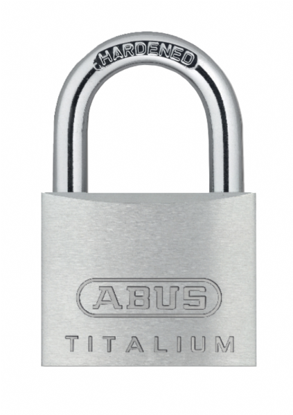 ABUS Titalium 64TI Series Open Shackle Padlock